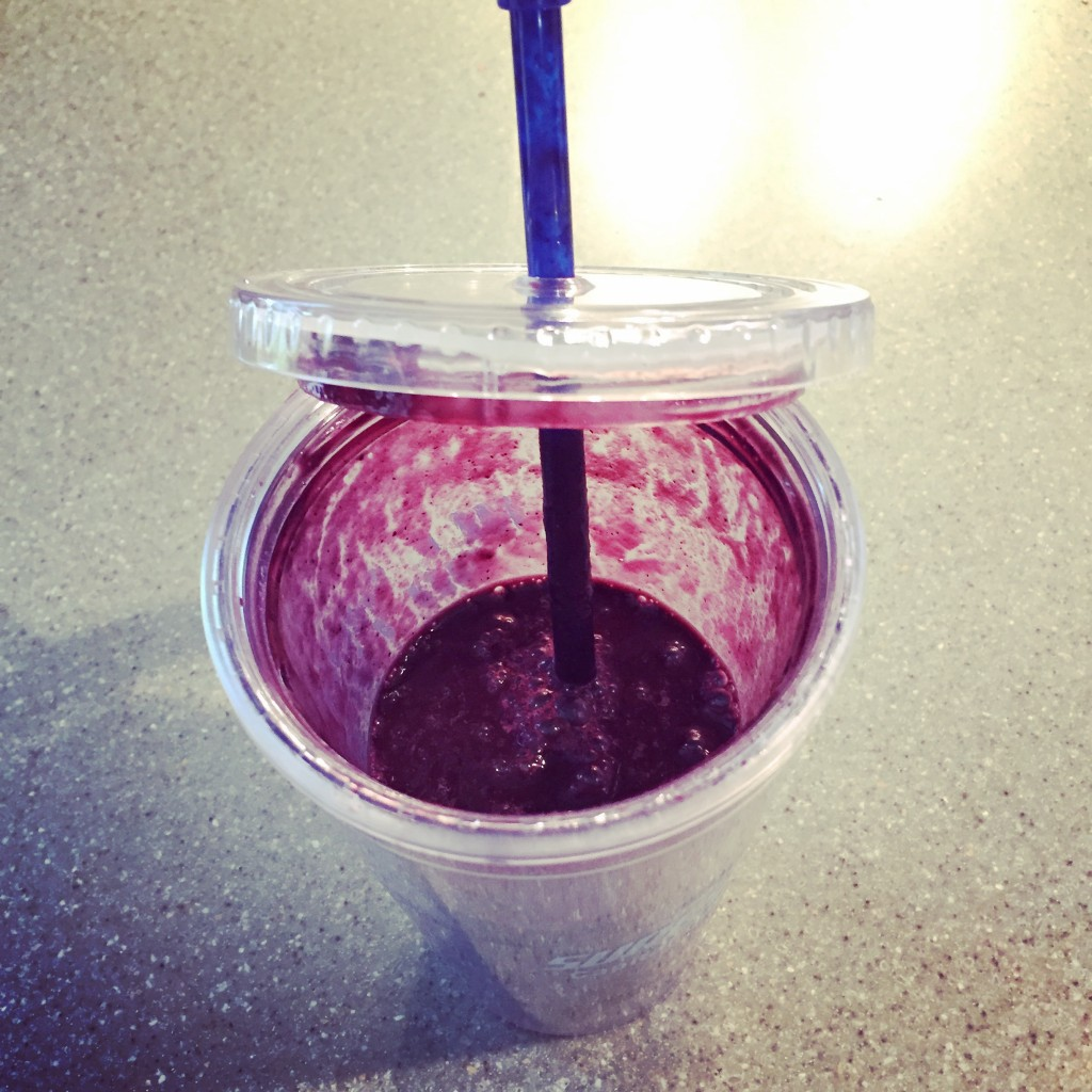 Rockin' Red Super Smoothie